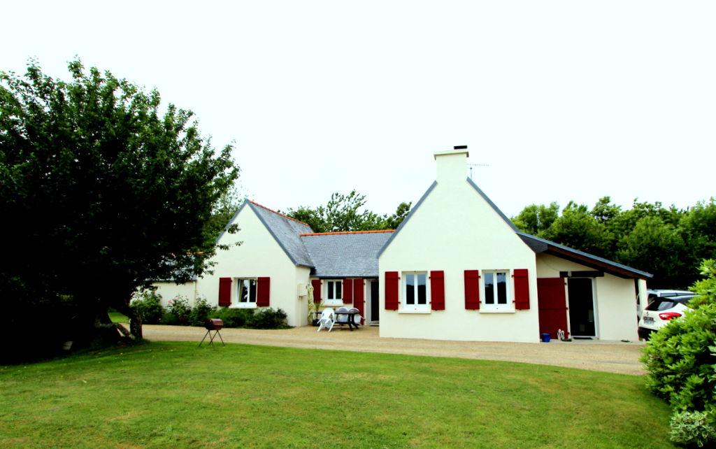 Maison Plonéour Lanvern 5 pièce(s) 122 m2