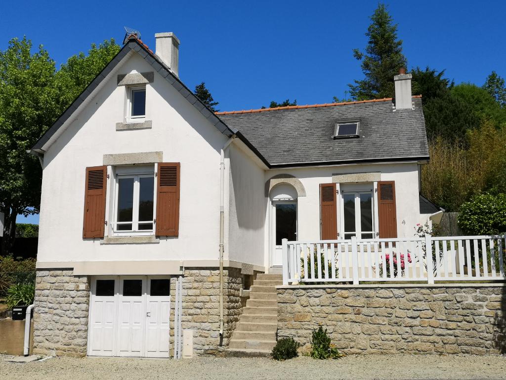 Maison Saint Evarzec 6 pièce(s) 110 m2